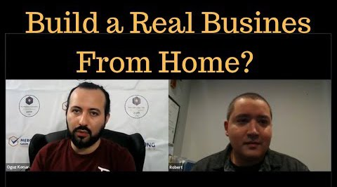 real business from home