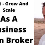 scale as a business loan broker