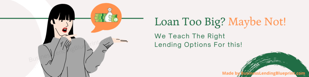 How to become a business loan broker lending options for large loan blb