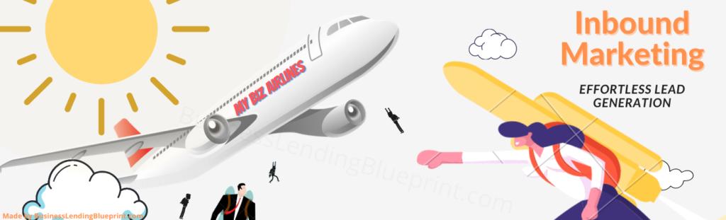 Loan Brokering Business Opportunities Inbound Marketing graphic