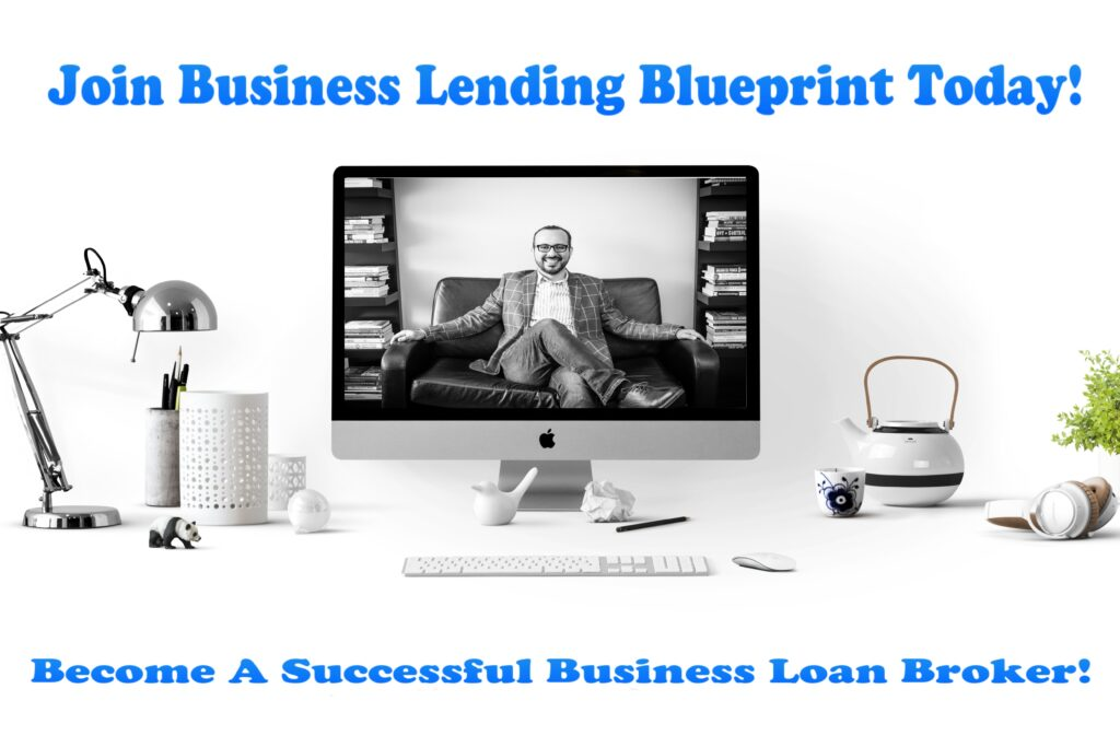 How to become a business loan broker