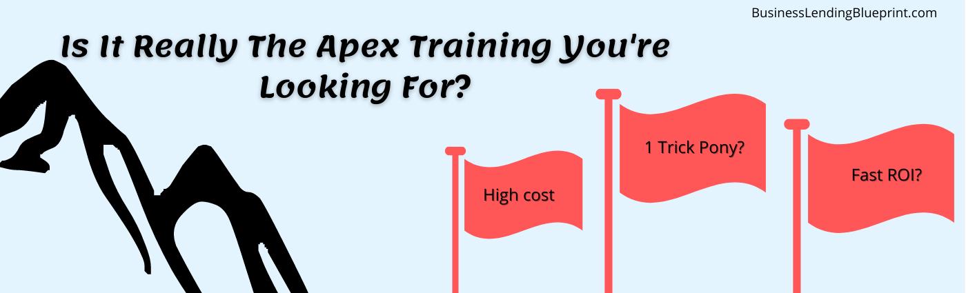 merchant cash advance training red flags