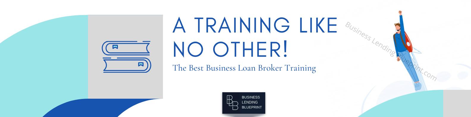 business Loan broker training